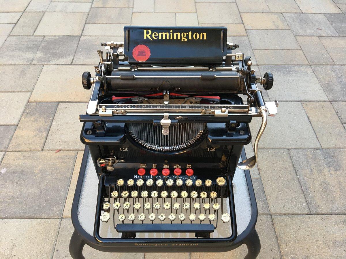 Remington 12 (1924)